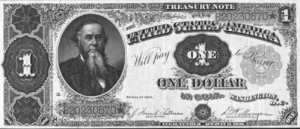 Treasury-Note-one-dollar-bill