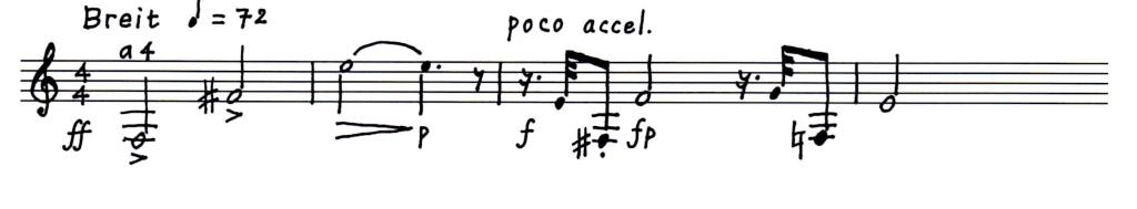Schoenberg-handschrift