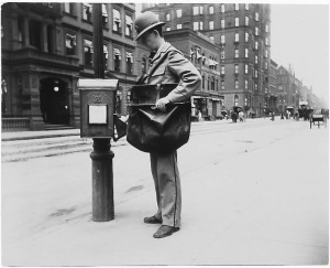Postmen from more than 100 Years Ago (14)